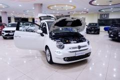 Fiat 500 Bianca 8