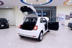 Fiat 500 Bianca 9