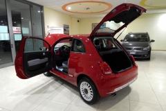 FIAT 500 USATO AZIENDALE MATERA BARI 12