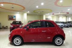 FIAT 500 USATO AZIENDALE MATERA BARI 17