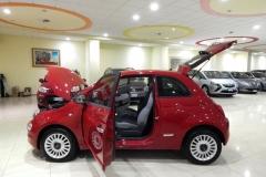 FIAT 500 USATO AZIENDALE MATERA BARI 18