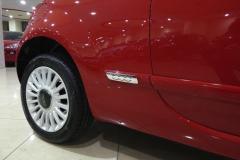 FIAT 500 USATO AZIENDALE MATERA BARI 23