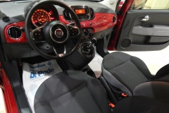 FIAT 500 USATO AZIENDALE MATERA BARI 26
