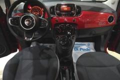 FIAT 500 USATO AZIENDALE MATERA BARI 27