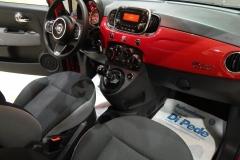 FIAT 500 USATO AZIENDALE MATERA BARI 28