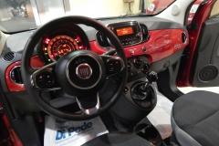 FIAT 500 USATO AZIENDALE MATERA BARI 29