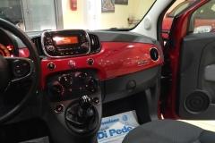 FIAT 500 USATO AZIENDALE MATERA BARI 31