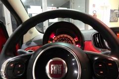 FIAT 500 USATO AZIENDALE MATERA BARI 32