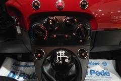 FIAT 500 USATO AZIENDALE MATERA BARI 33