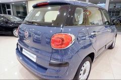 Fiat 500L blu 11