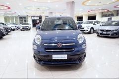Fiat 500L blu 3