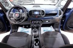 Fiat 500L blu 36