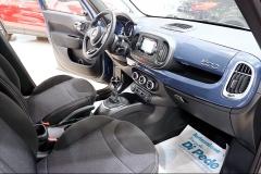 Fiat 500L blu 37