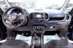 Fiat 500L blu 39