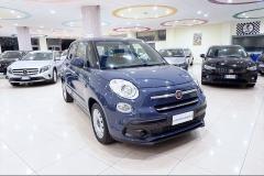 Fiat 500L blu 4