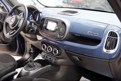 Fiat 500L blu 40