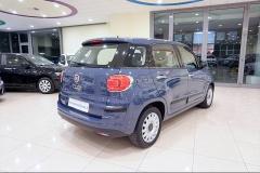 Fiat 500L blu 4A 2