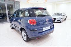 Fiat 500L blu 4C