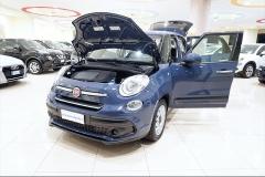 Fiat 500L blu 4D