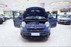 Fiat 500L blu 4E