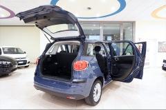 Fiat 500L blu 4G