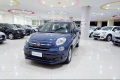 Fiat 500L blu 5B