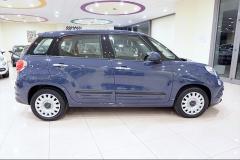 Fiat 500L blu 6