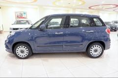 Fiat 500L blu 6B