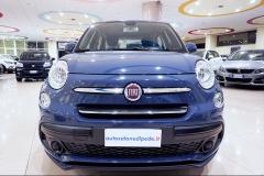 Fiat 500L blu 7