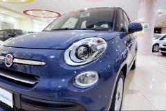 Fiat 500L blu 7A