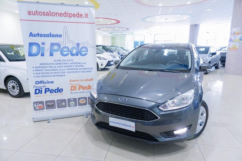 Ford Focus Usata 1