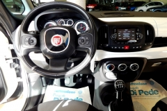 FIAT 500L 1300 USATA AZIENDALE MATERA BARI TARANTO 37