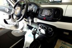 FIAT 500L 1300 USATA AZIENDALE MATERA BARI TARANTO 38