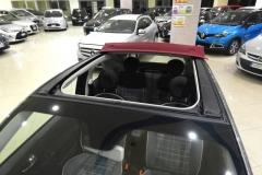 FIAT 500C CABRIO AUTOMATICA USATA MATERA BARI ROMA 21