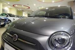 FIAT 500C CABRIO AUTOMATICA USATA MATERA BARI ROMA 27a