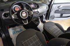 FIAT 500C CABRIO AUTOMATICA USATA MATERA BARI ROMA 40