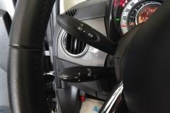 FIAT 500C CABRIO AUTOMATICA USATA MATERA BARI ROMA 47a