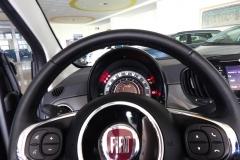 FIAT 500C CABRIO AUTOMATICA USATA MATERA BARI ROMA 48