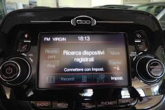 FIAT 500C CABRIO AUTOMATICA USATA MATERA BARI ROMA 55
