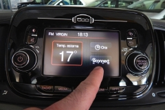 FIAT 500C CABRIO AUTOMATICA USATA MATERA BARI ROMA 56