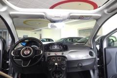 FIAT 500C CABRIO AUTOMATICA USATA MATERA BARI ROMA 64