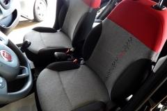 FIAT PANDA 1300 DIESEL USATA AZIENDALE MATERA BARI 48