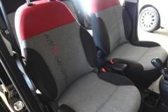 FIAT PANDA 1300 DIESEL USATA AZIENDALE MATERA BARI 55