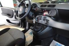 FIAT PANDA 1300 DIESEL USATA AZIENDALE MATERA BARI 57