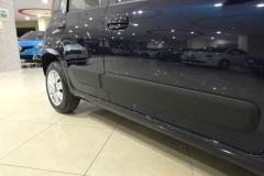 FIAT PANDA 1300 DIESEL USATA AZIENDALE MATERA BARI POTENZA 24