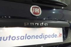 FIAT PANDA 1300 DIESEL USATA AZIENDALE MATERA BARI POTENZA 27