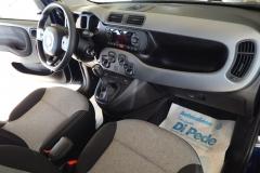FIAT PANDA 1300 DIESEL USATA AZIENDALE MATERA BARI POTENZA 34