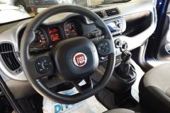 FIAT PANDA 1300 DIESEL USATA AZIENDALE MATERA BARI POTENZA 35