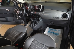 FIAT 500 USATA AZIENDALE MATERA BARI TARANTO 39