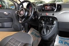 FIAT 500 USATA AZIENDALE MATERA BARI TARANTO 42